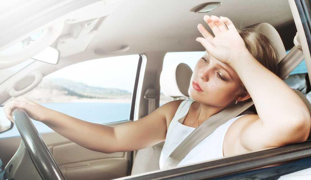 Кондиционер в машине: за и против