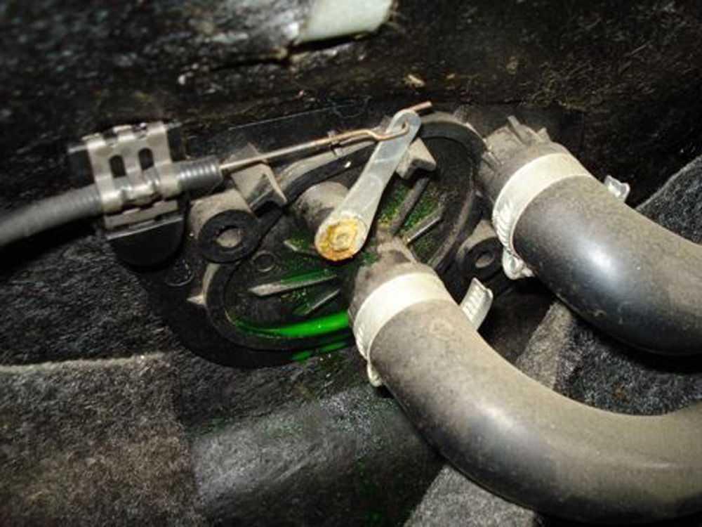 Замена крана отопителя ВАЗ-2110