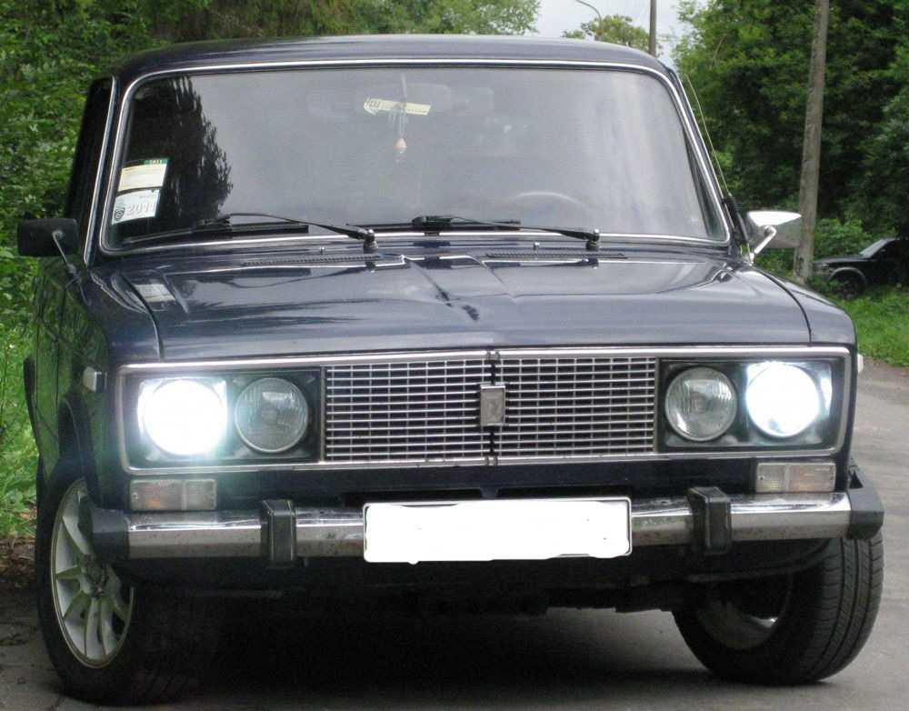 Ксеноны ВАЗ-2106