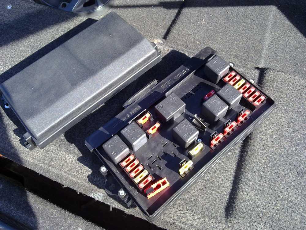Монтажный блок ВАЗ 2108