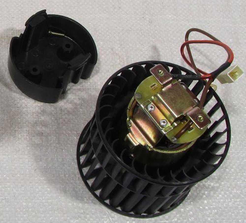 Моторчик отопления ВАЗ