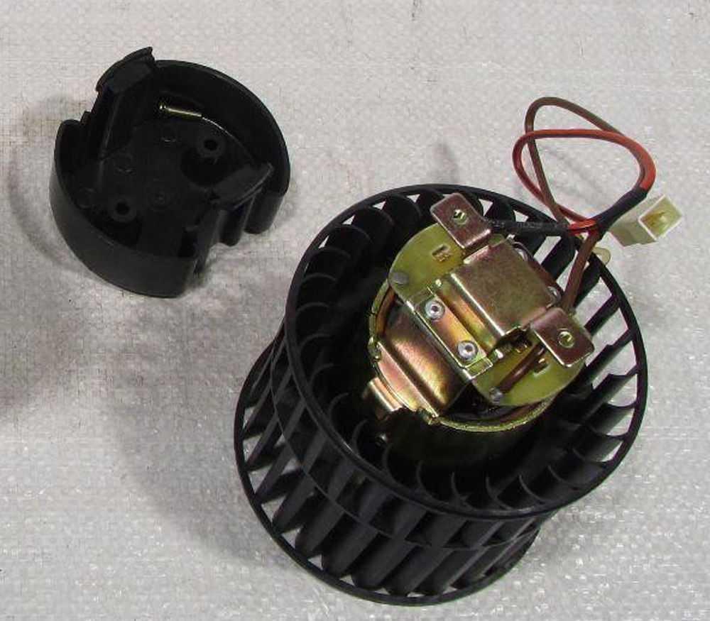 Мотор отопителя ВАЗ-2109