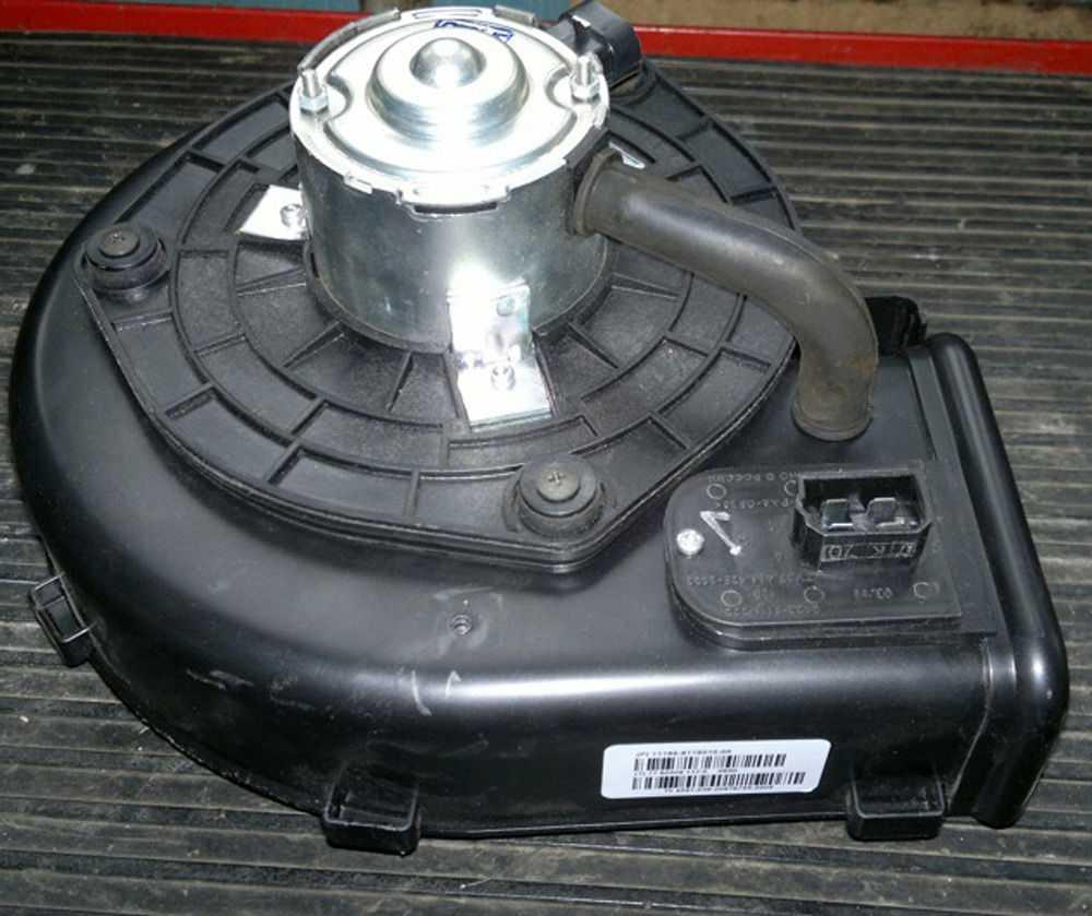 Мотор вентилятора печки Калина