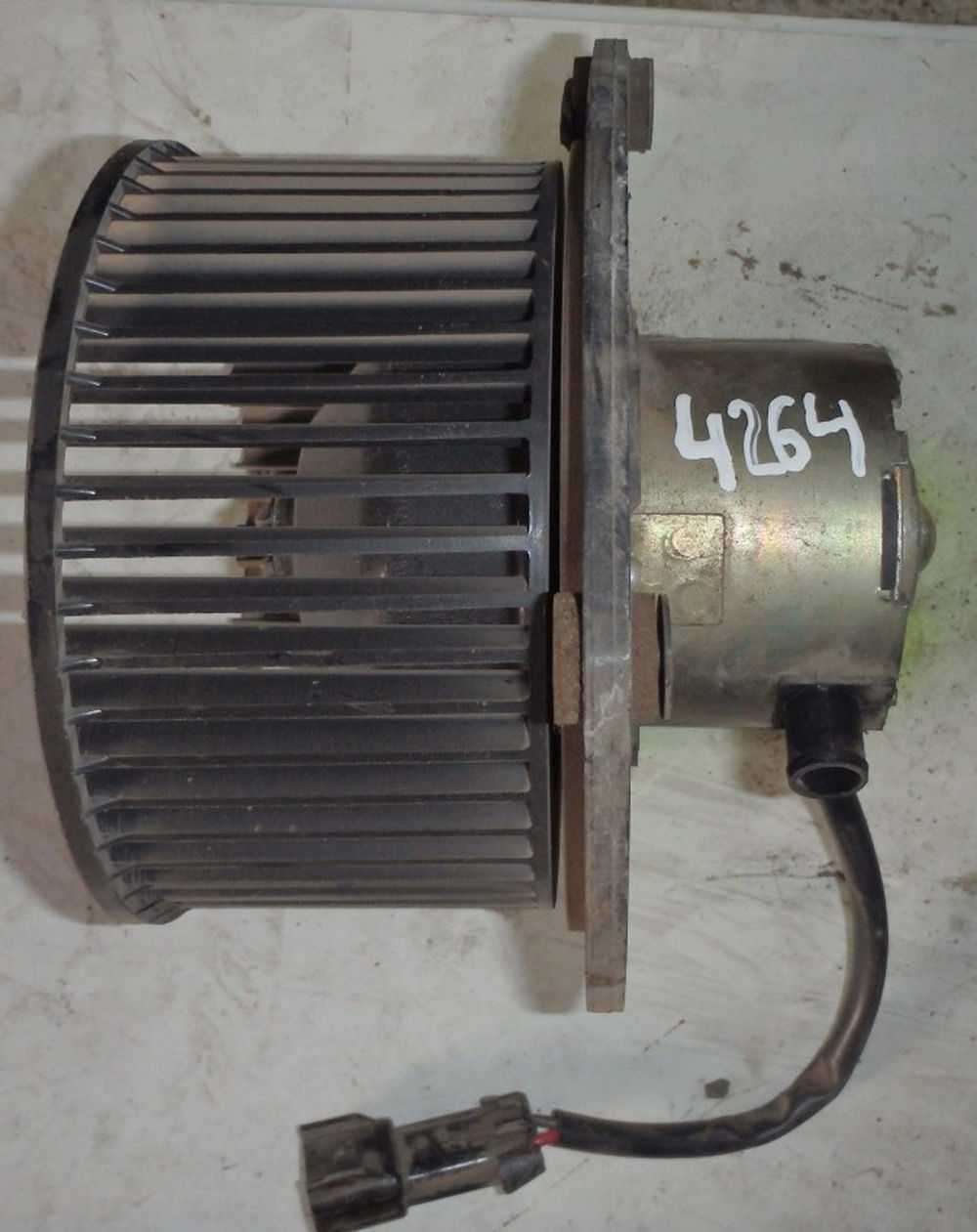 Вентилятор печки ВАЗ