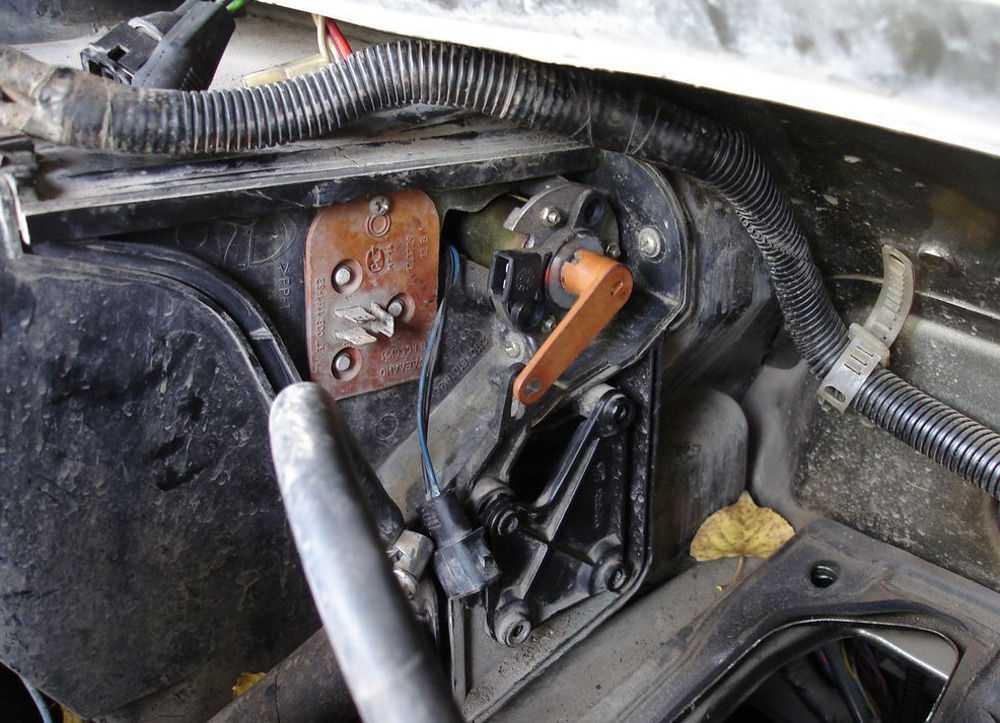 Печка ВАЗ-2112 старого образца