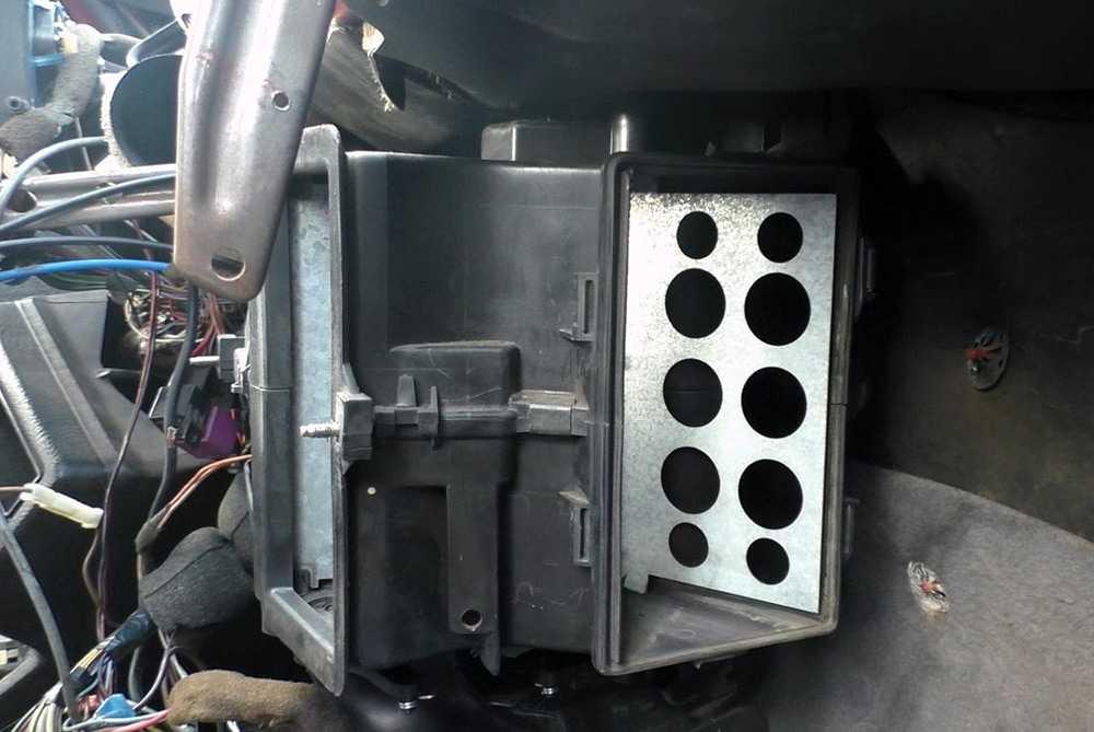 Печка Фольксваген Гольф 2