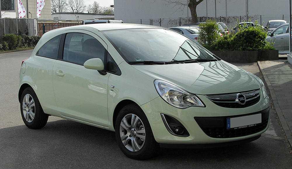 Плохо греет печка Opel Corsa, как устранить неисправности