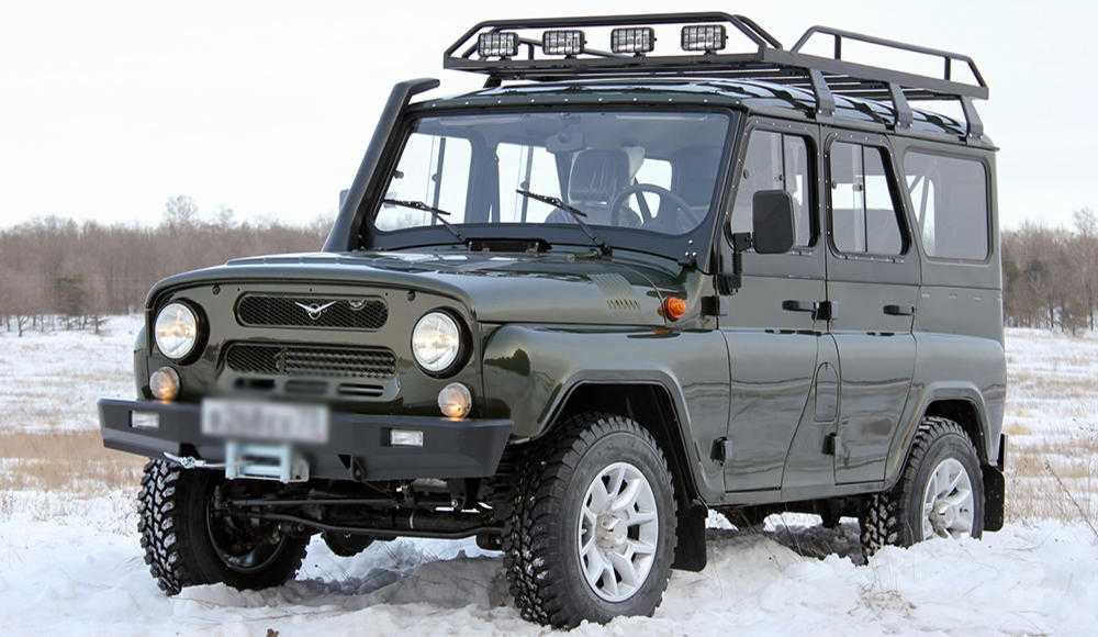 Плохо греет печка UAZ Hunter, как устранить неисправности