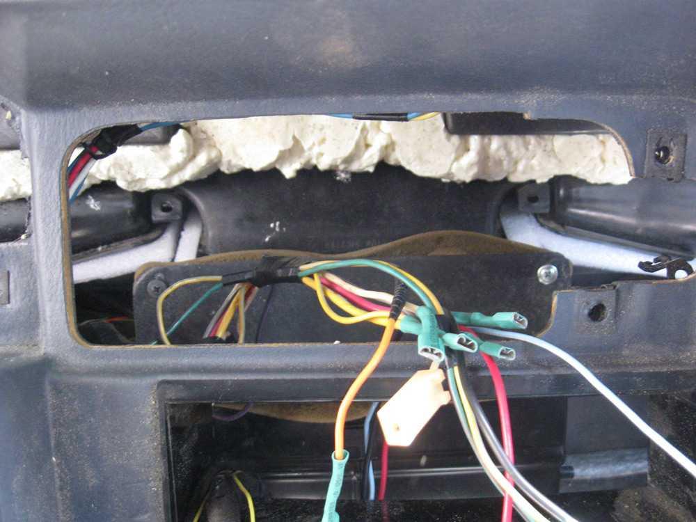 Подключение тросиков печки ВАЗ-2114