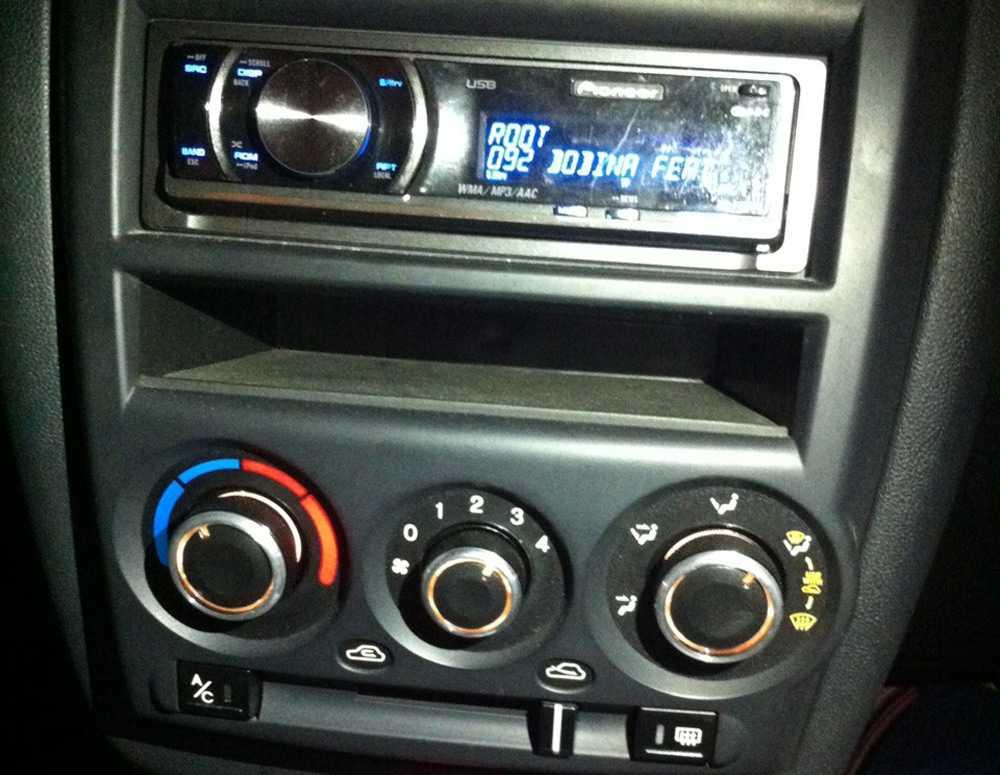Подсветка приборной панели Hyundai Getz