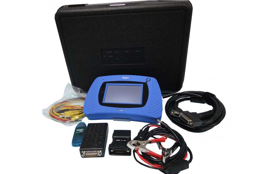 Программатор ЭБУ для дизельных автомобилей FCAR-F101