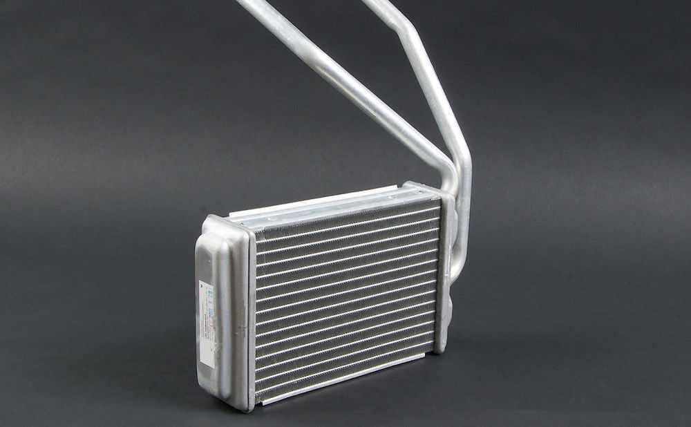Радиатор печки Дэу Нексия