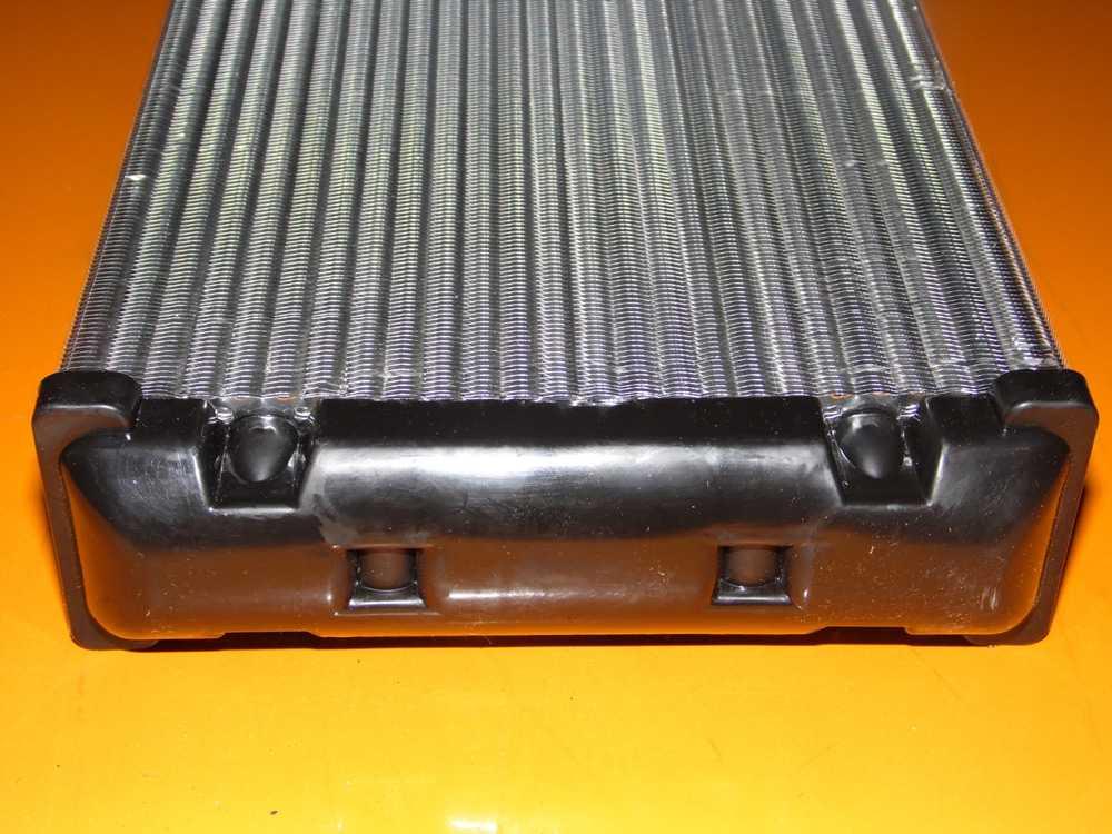 Радиатор печки Фольксваген Гольф 4