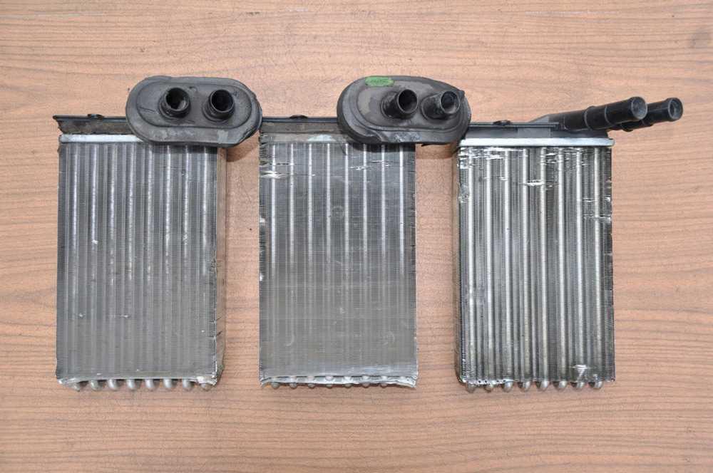 Радиаторы печки Фольксваген Поло