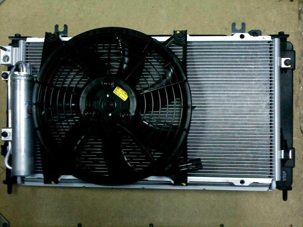 Радиатор печки Лада Веста
