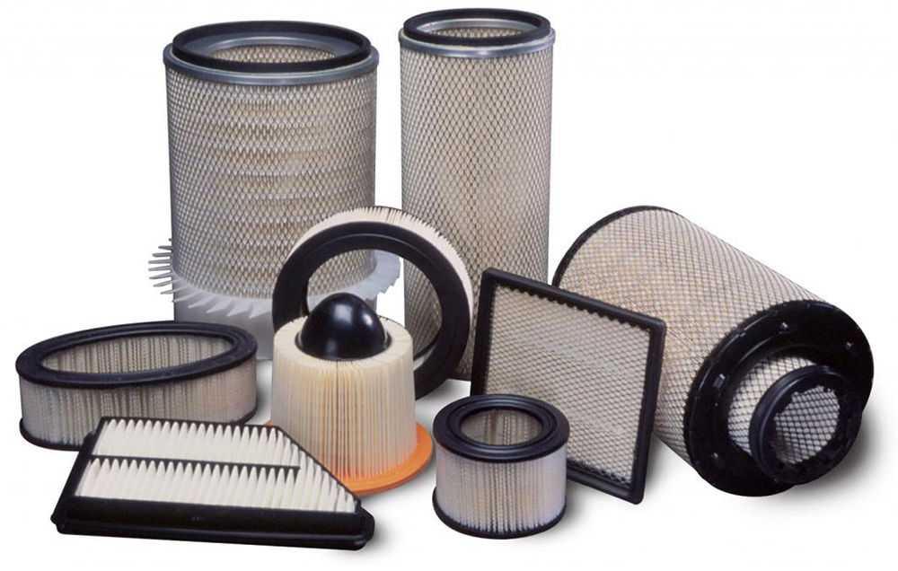 Разновидности салонных фильтров