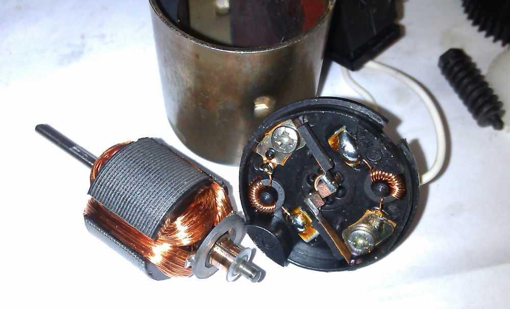 Ремонт моторедуктора печки ВАЗ-2110