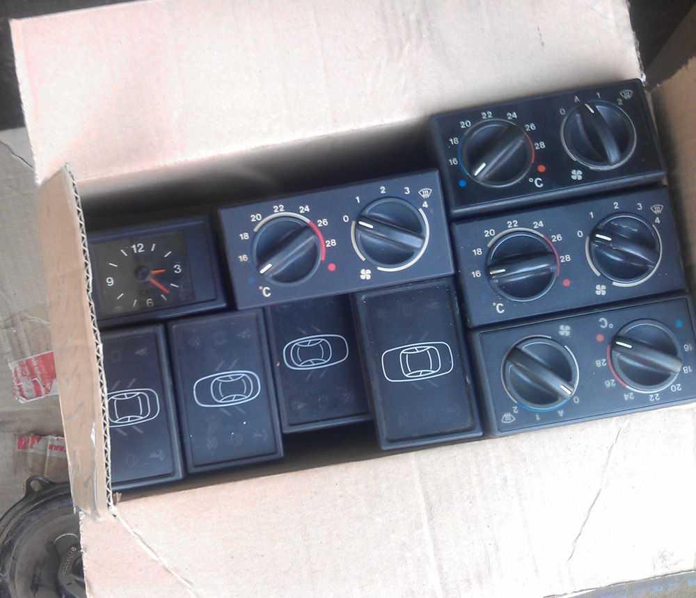 Переключатели отопления ВАЗ-2110