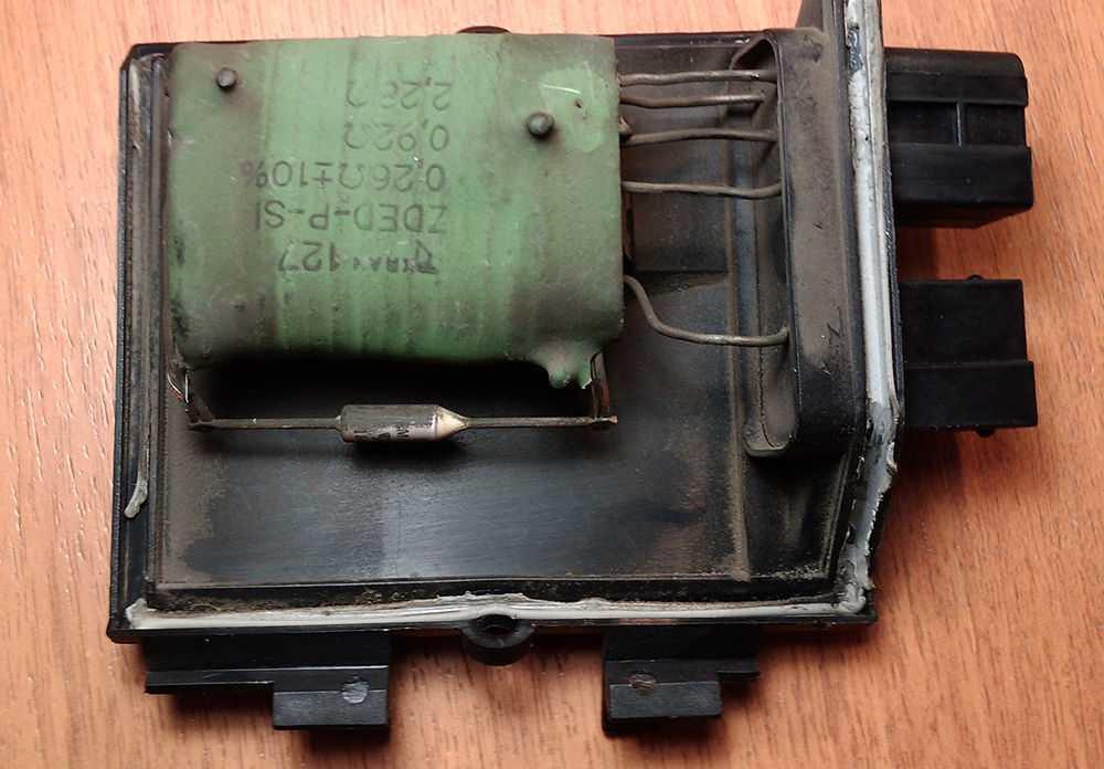 Резистор TZD184-10A