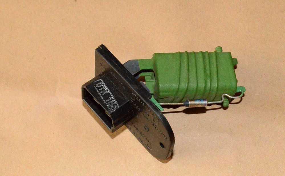 Резистор печки ВАЗ-2110