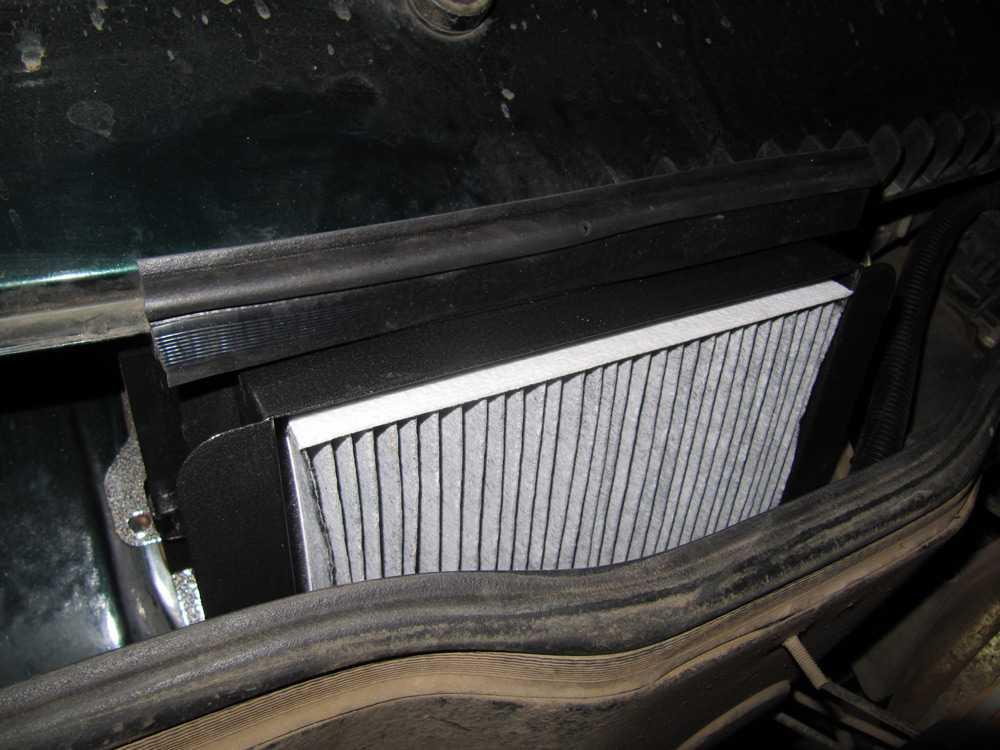 Салонный фильтр ВАЗ-2114