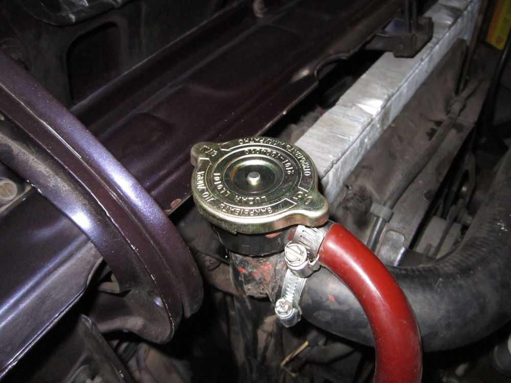 Сливание охлаждающей жидкости с ВАЗ-2110