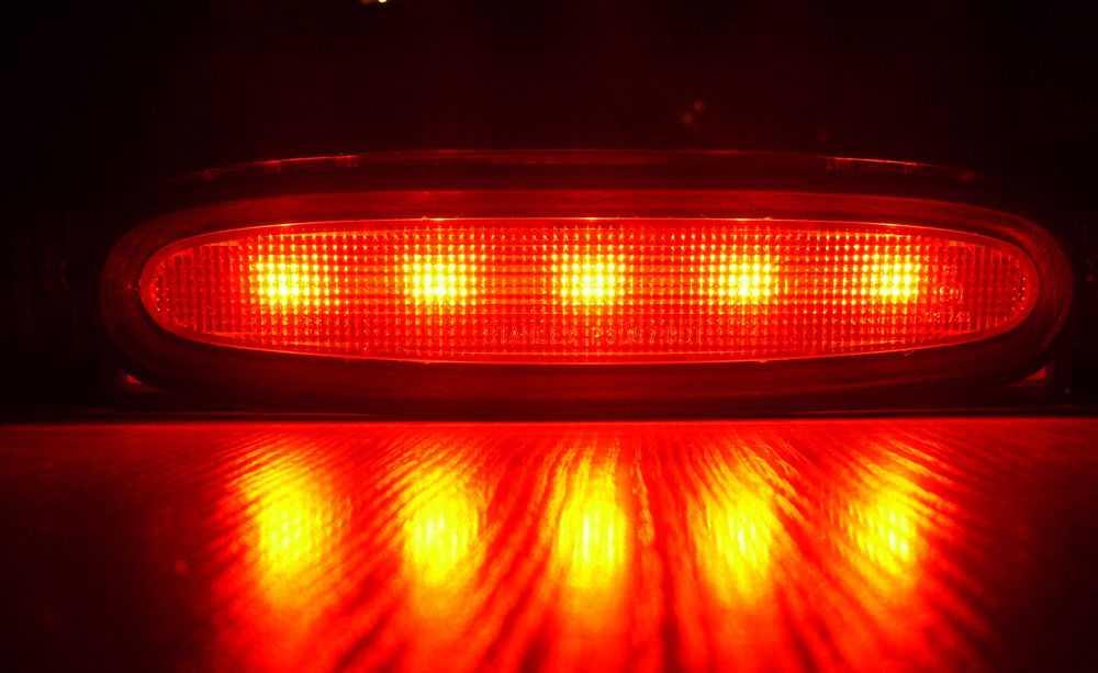 Светодиодный стоп-сигнал для авто