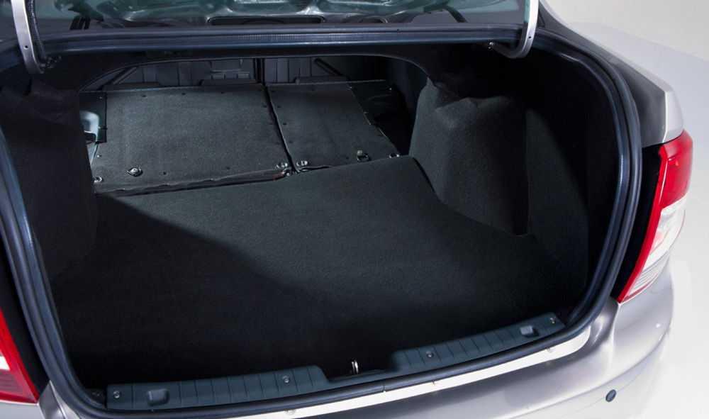 Тюнинг багажника Лада