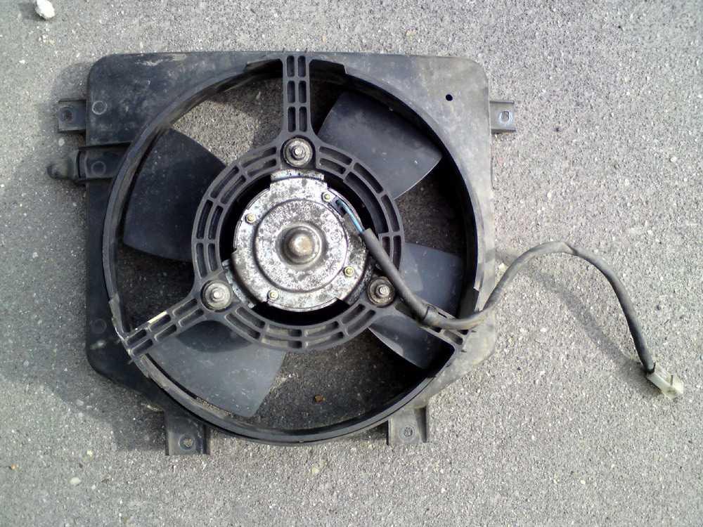 Замена вентилятора печки ВАЗ-2114