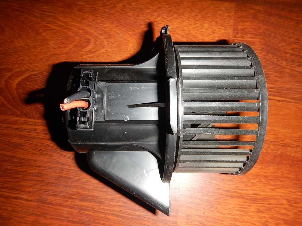 Вентилятор печки Ситроен С4