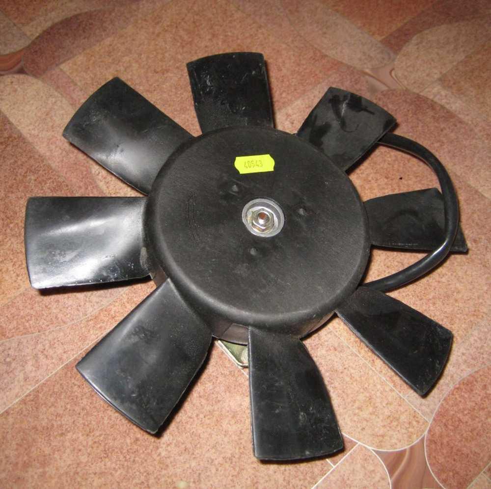 Вентилятор печки ВАЗ-2106