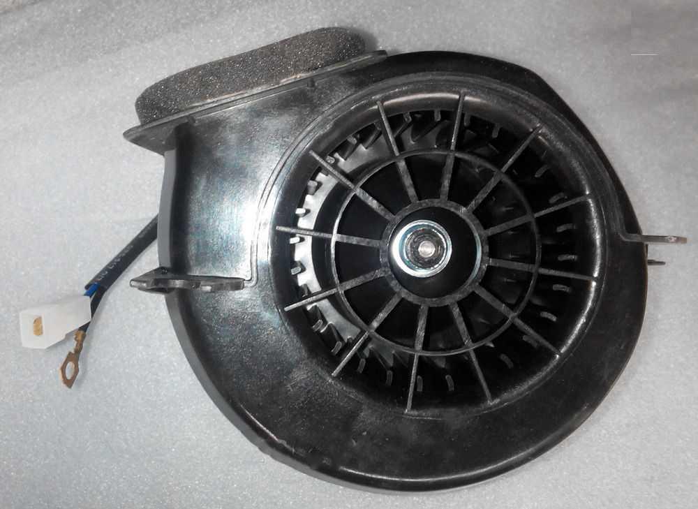 Вентилятор печки ВАЗ-2109