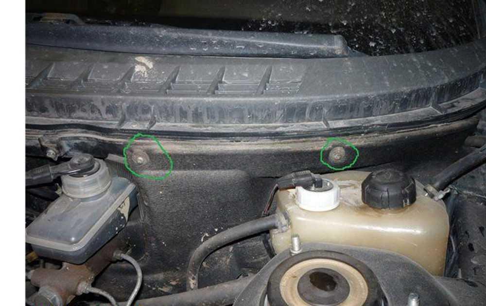 Замена радиатора печки ВАЗ-2110