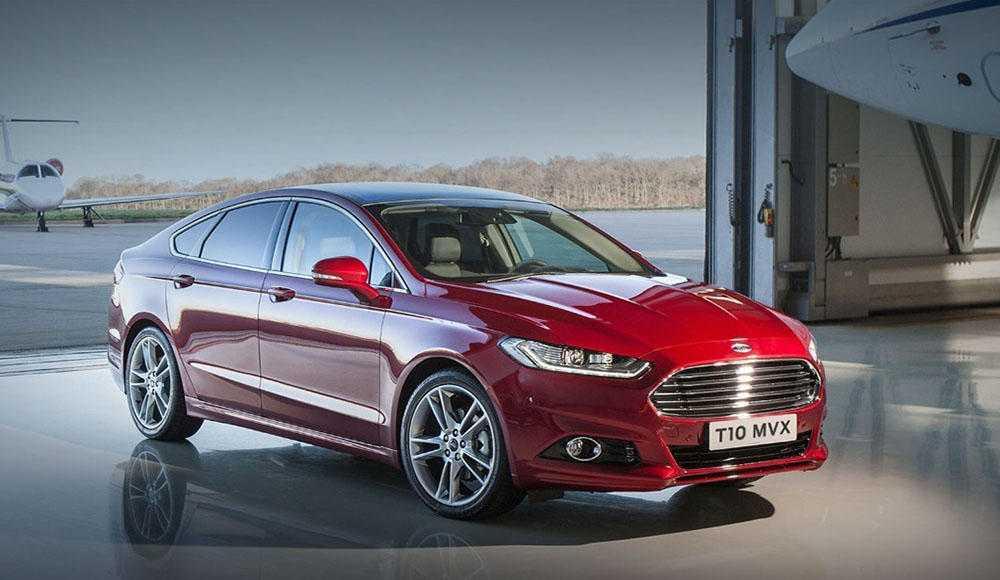 Замена салонного фильтра Ford Mondeo