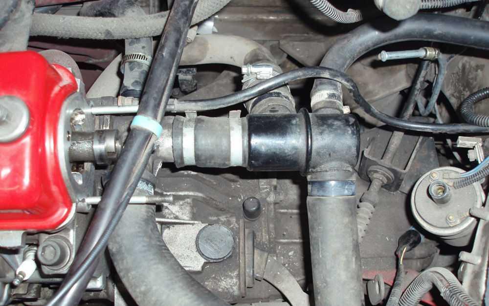 Термостат в ВАЗ-2105