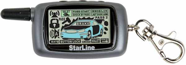 Брелок StarLine