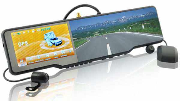 Зеркала видеорегистраторы с монитором