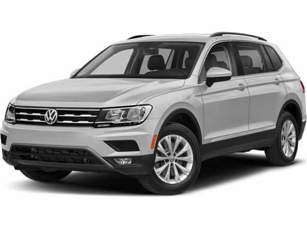 Volkswagen Tiguan модель 2019 года