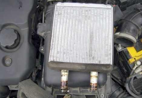 радиатор отопительного устройства