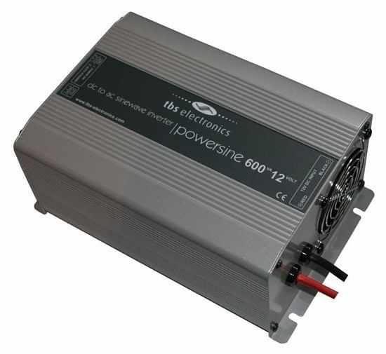 автоинвертор TBS Powersine PS600-12