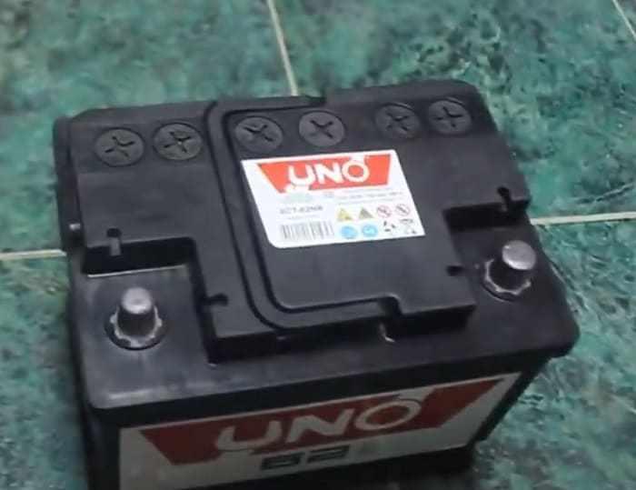 новая аккумуляторная батарея