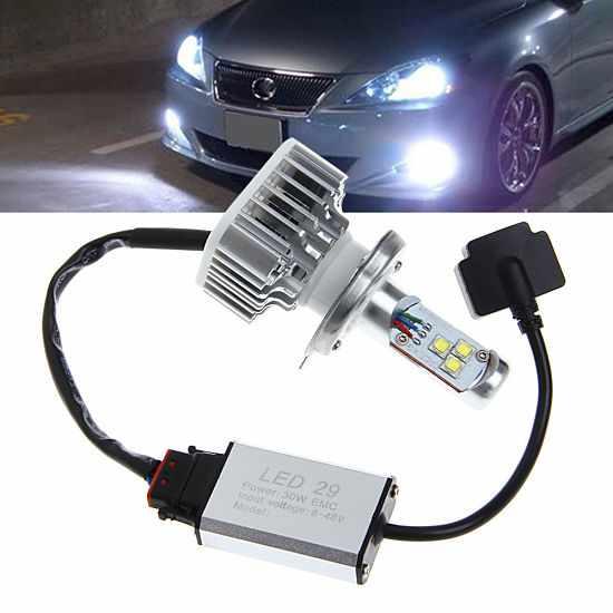 светодиод и электронная схема (драйвер)