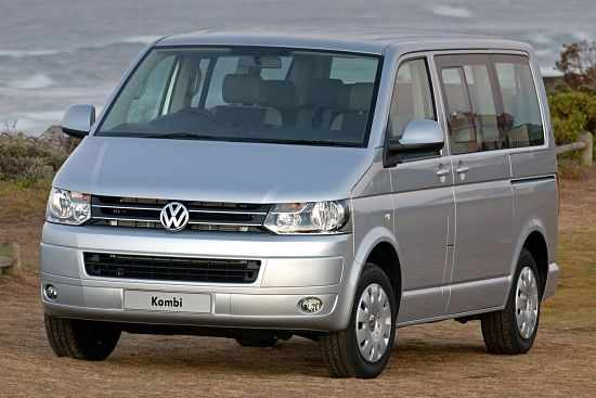 Volkswagen Transporter Kombi H2