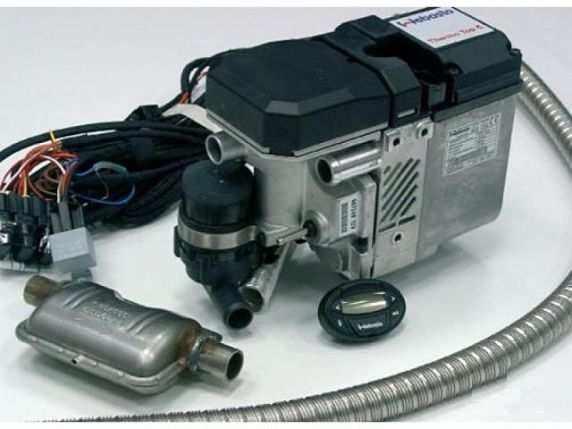 Предпусковой электроподогреватель двигателя