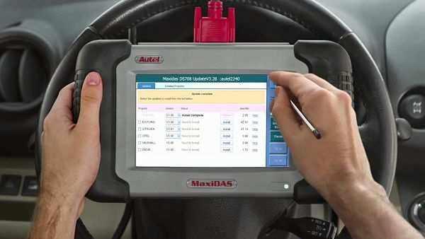 сканер Autel MaxiDAS DS708