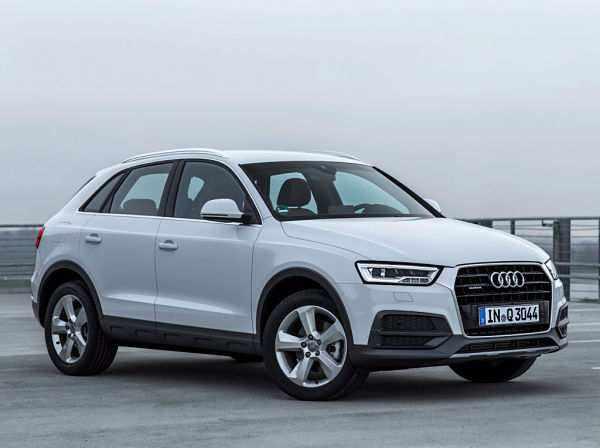 женский красавец Audi Q3