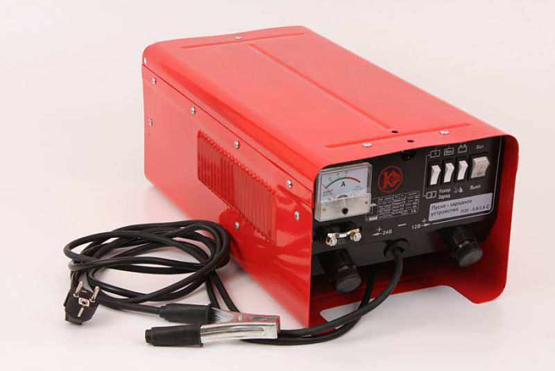 пуско-зарядное устройство Калибр