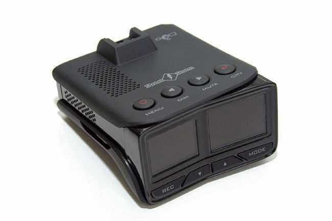Видеорегистратор с антирадаром Street Storm STR-9970 Twin