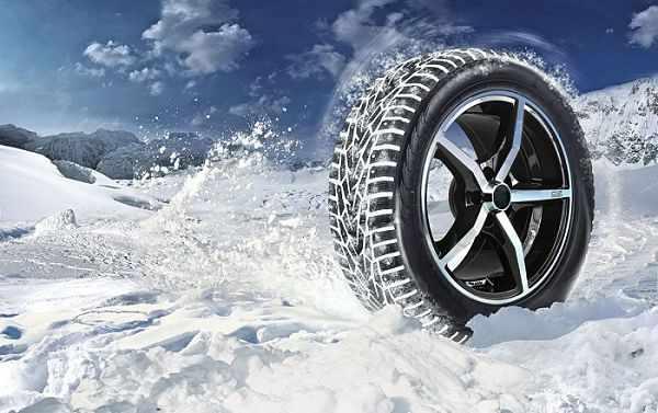 зимняя шина для CUV
