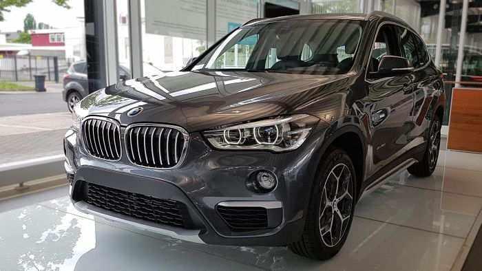 BMW X1 18d xDrive A